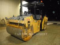 CATERPILLAR TAMBOR DOBLE VIBRATORIO ASFALTO CB64B equipment  photo 4