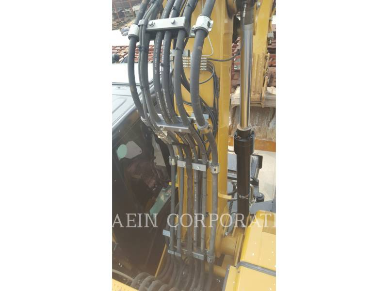 CATERPILLAR WHEEL EXCAVATORS M315D2 equipment  photo 21
