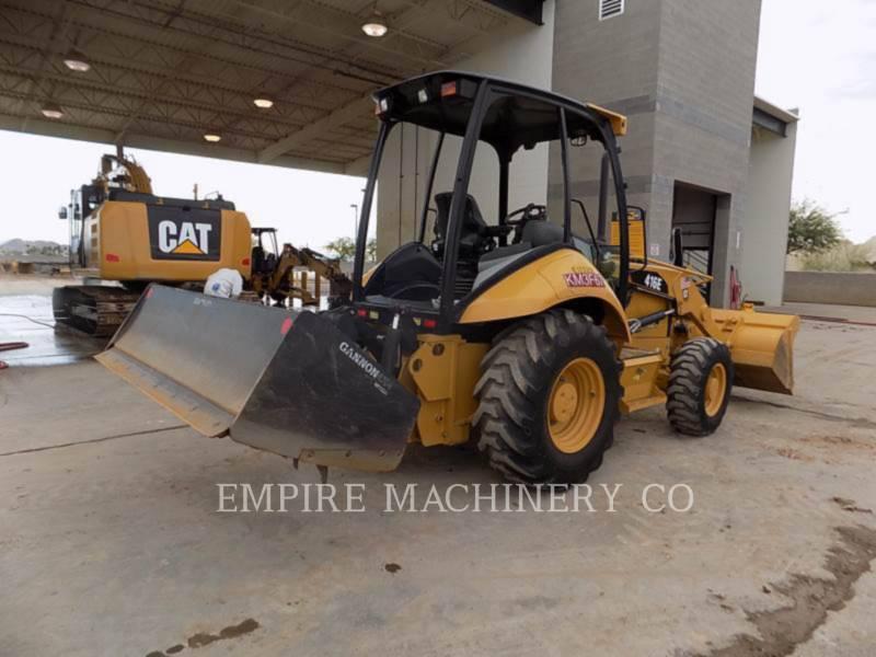 CATERPILLAR バックホーローダ 416EOEM equipment  photo 2