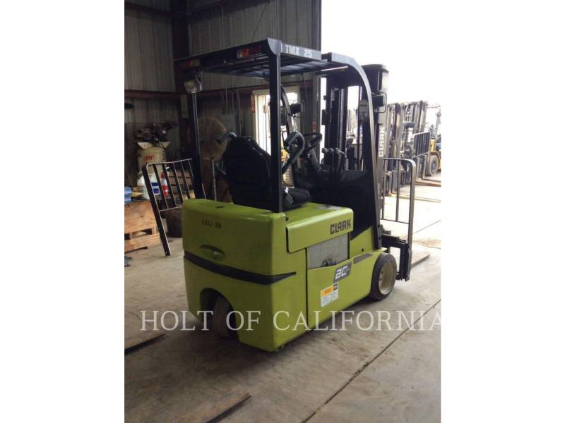 CLARK EQUIPMENT FORKLIFTS TMX25 equipment  photo 1