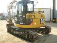 CATERPILLAR TRACK EXCAVATORS 308D equipment  photo 3