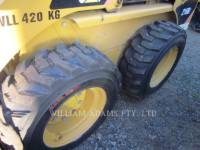 CATERPILLAR SKID STEER LOADERS 216B3 equipment  photo 6