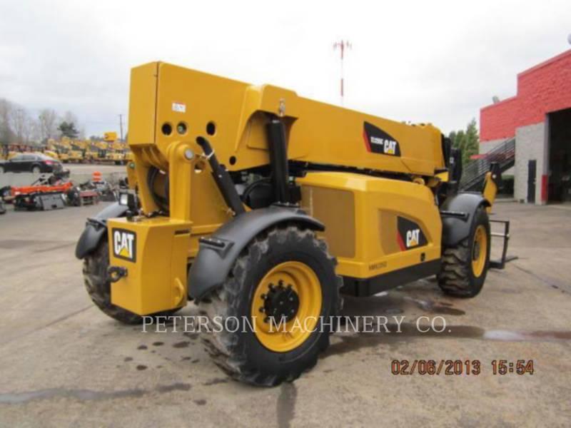 CATERPILLAR MOVIMENTATORI TELESCOPICI TL1255 equipment  photo 4