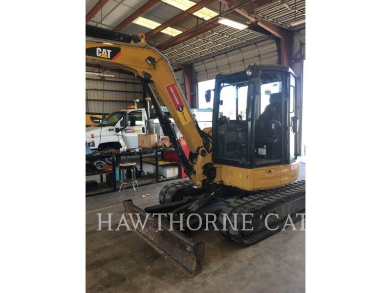 CATERPILLAR TRACK EXCAVATORS 305.5E2 PO equipment  photo 1