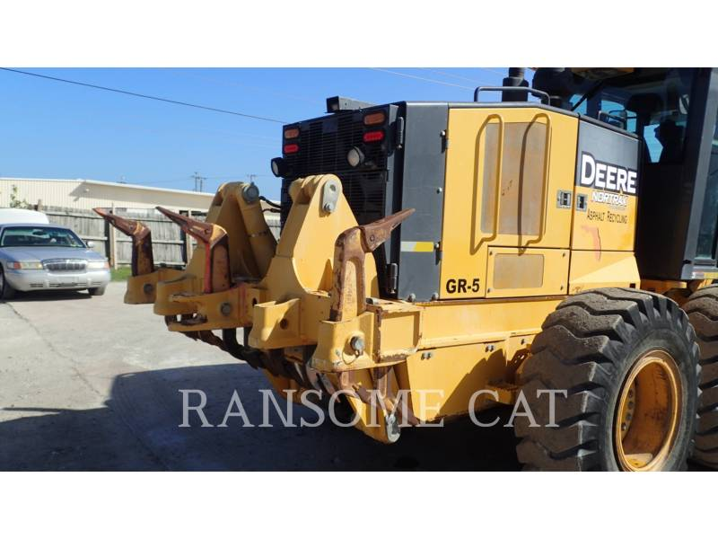 DEERE & CO. MOTOR GRADERS 672GP equipment  photo 6