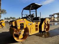 CATERPILLAR TAMBOR DOBLE VIBRATORIO ASFALTO CB10 equipment  photo 3