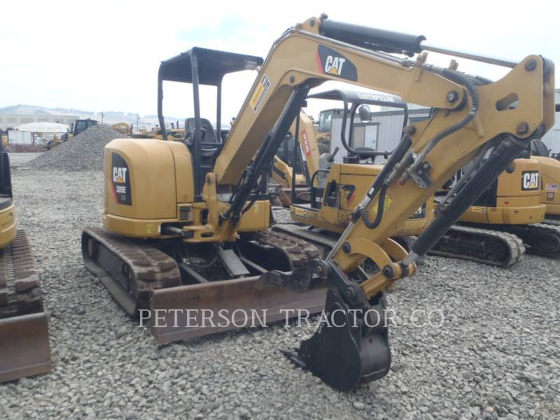 CATERPILLAR ESCAVADEIRAS 305E CR equipment  photo 2
