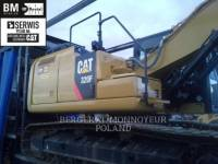 Equipment photo CATERPILLAR 320FL KETTEN-HYDRAULIKBAGGER 1