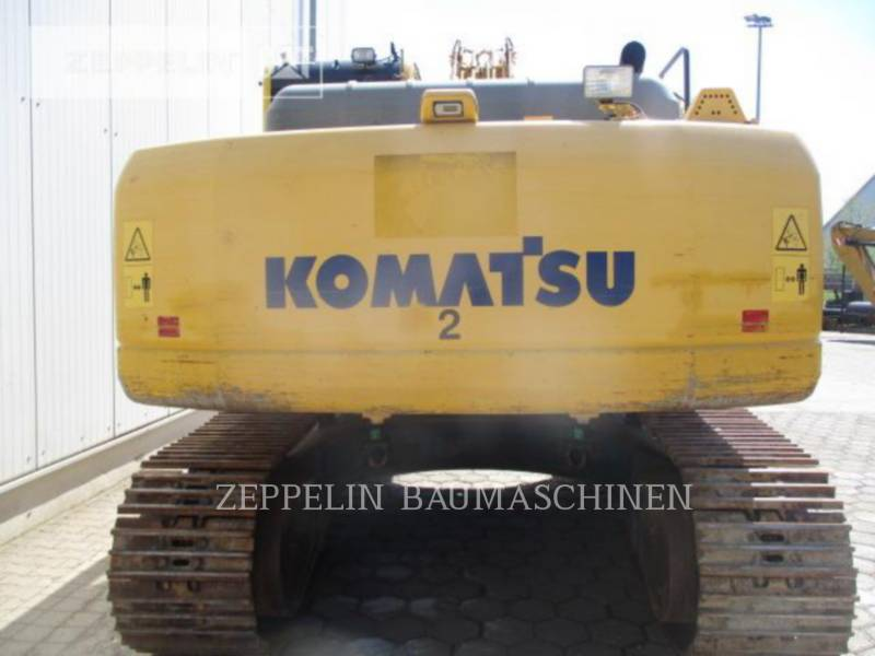 KOMATSU LTD. EXCAVADORAS DE CADENAS PC290LC equipment  photo 9