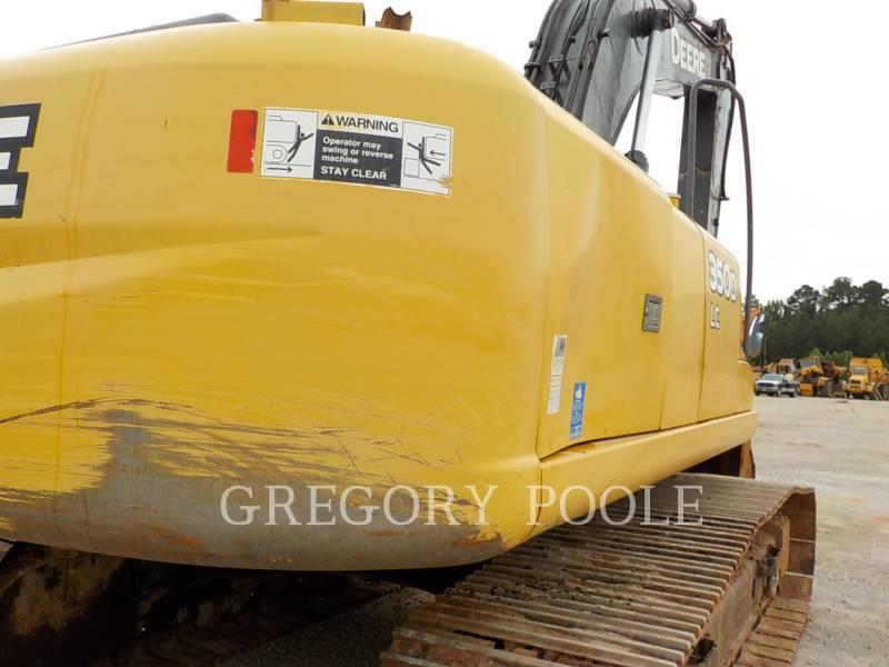 JOHN DEERE EXCAVATOARE PE ŞENILE 350D LC equipment  photo 12