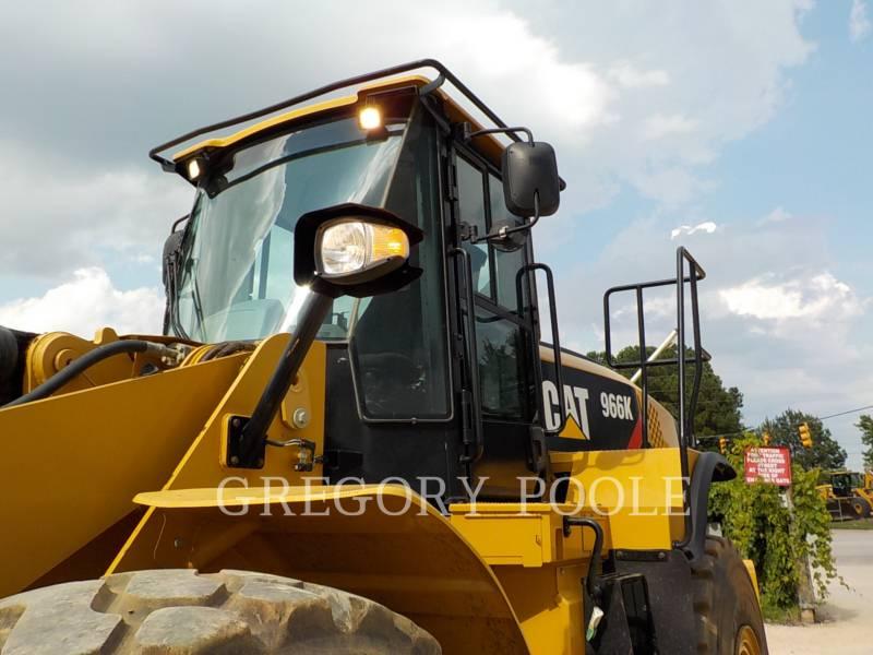 CATERPILLAR WIELLADERS/GEÏNTEGREERDE GEREEDSCHAPSDRAGERS 966K equipment  photo 21