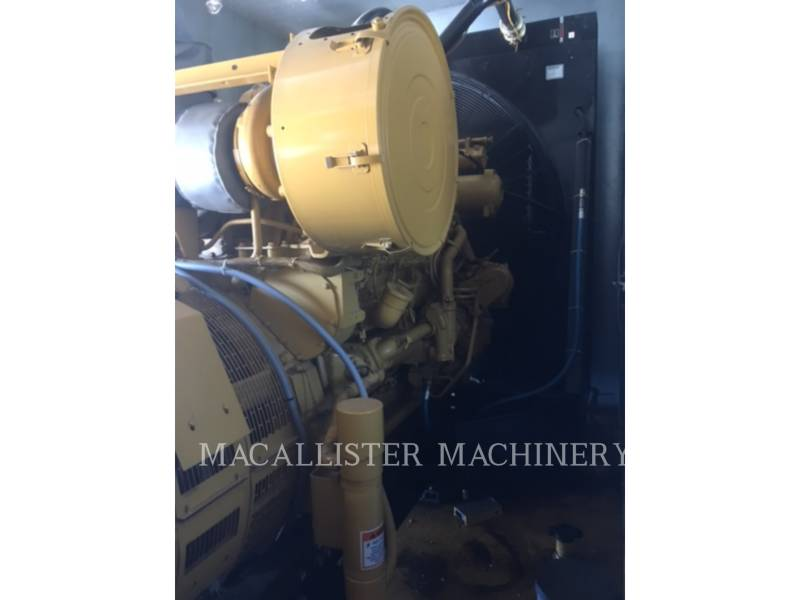 CATERPILLAR STATIONARY GENERATOR SETS 3508B equipment  photo 7