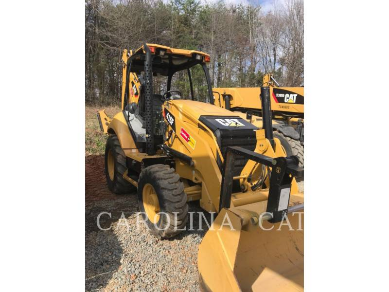 CATERPILLAR BACKHOE LOADERS 416F ST FF equipment  photo 1