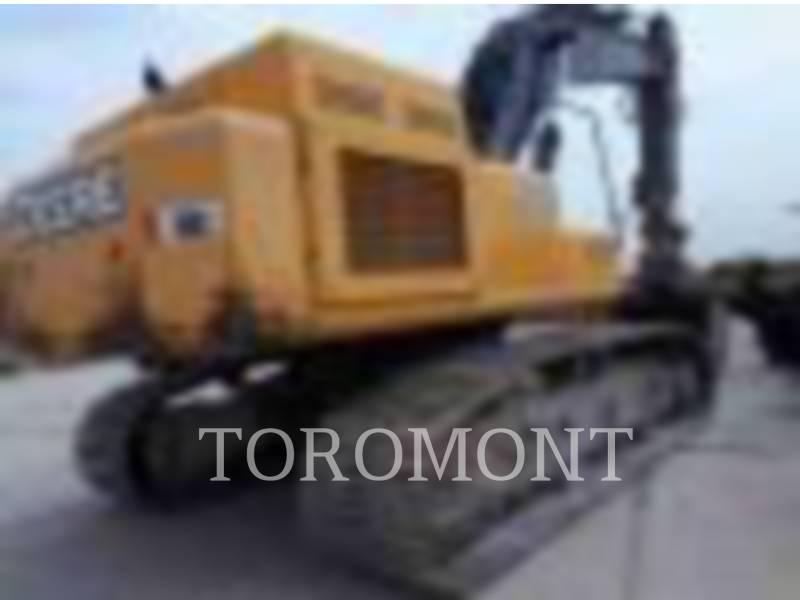 DEERE & CO. TRACK EXCAVATORS 450DL equipment  photo 3