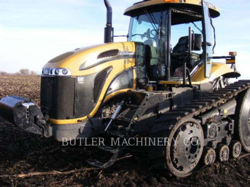 AGCO-CHALLENGER LANDWIRTSCHAFTSTRAKTOREN MT765C 16E equipment  photo 1