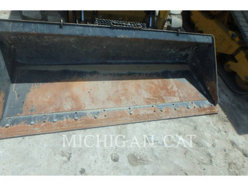 CATERPILLAR CARGADORES MULTITERRENO 289D A2Q equipment  photo 6