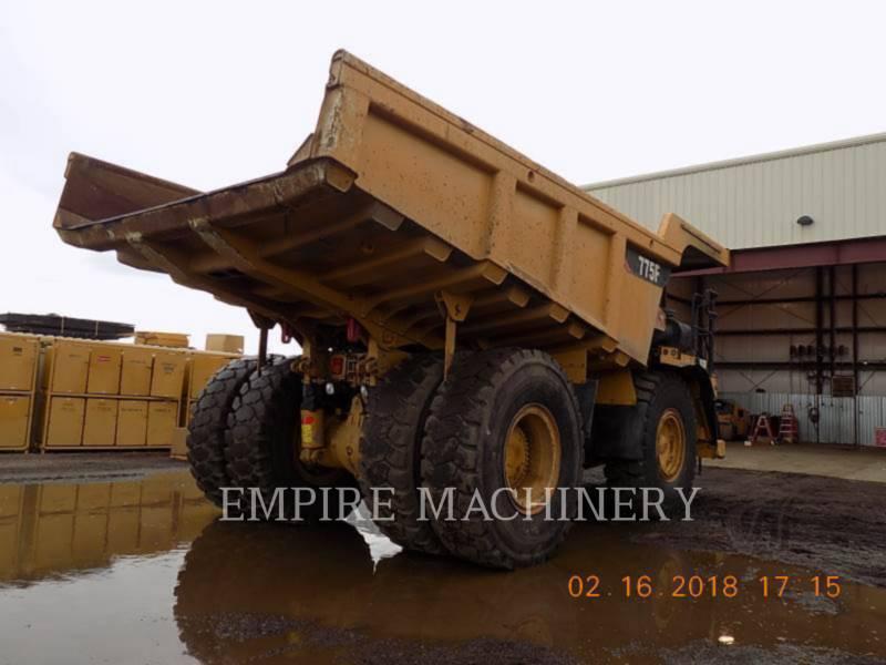 CATERPILLAR OFF HIGHWAY TRUCKS 775F equipment  photo 2