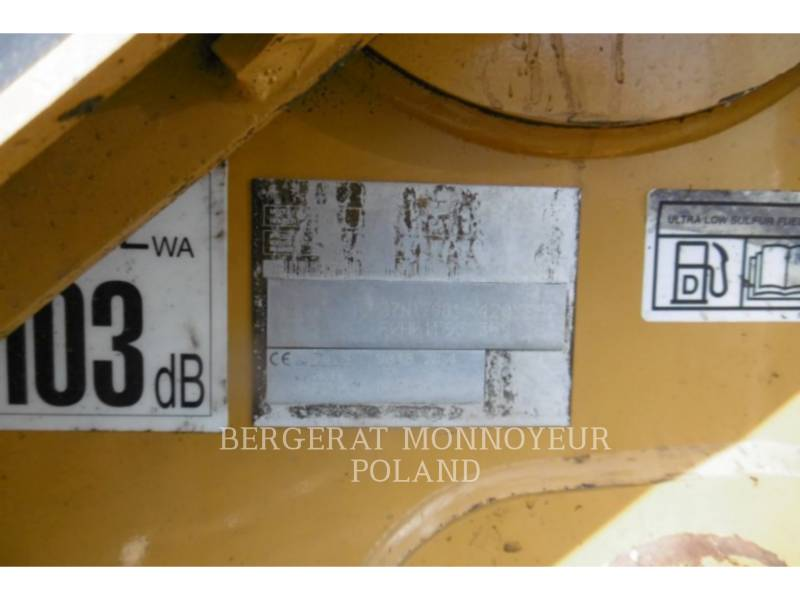 CATERPILLAR BAGGERLADER 444F equipment  photo 2