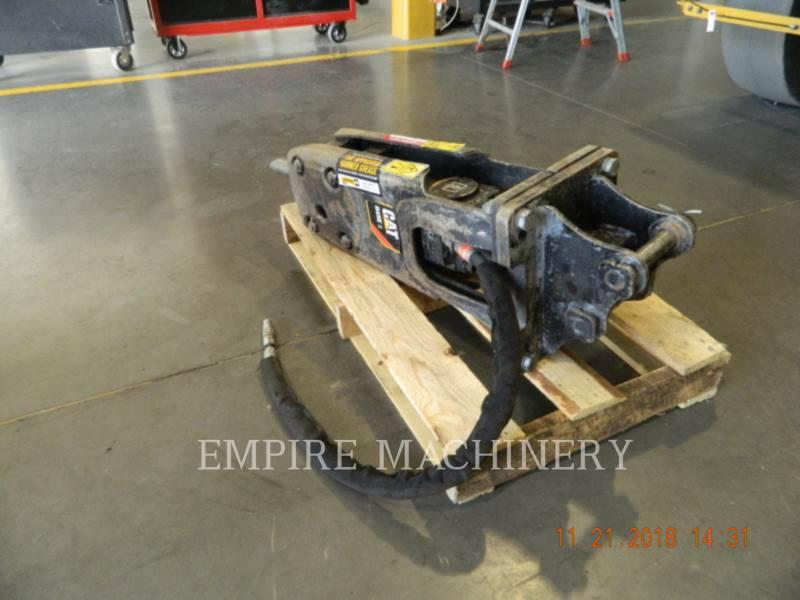 CATERPILLAR NARZ. ROB.- MŁOT H45E 301 equipment  photo 3