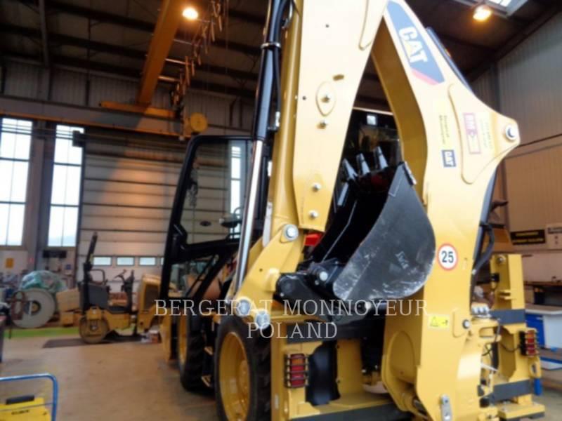 CATERPILLAR RETROEXCAVADORAS CARGADORAS 444 F 2 equipment  photo 5