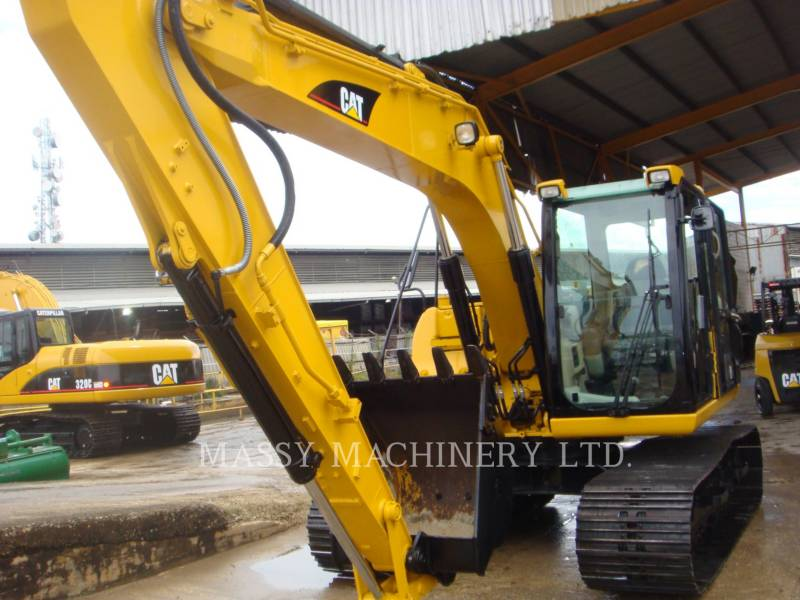 CATERPILLAR PELLES SUR CHAINES 312C equipment  photo 1