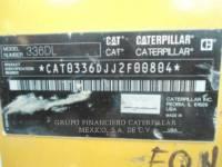 Caterpillar EXCAVATOARE PE ŞENILE 336DL equipment  photo 6