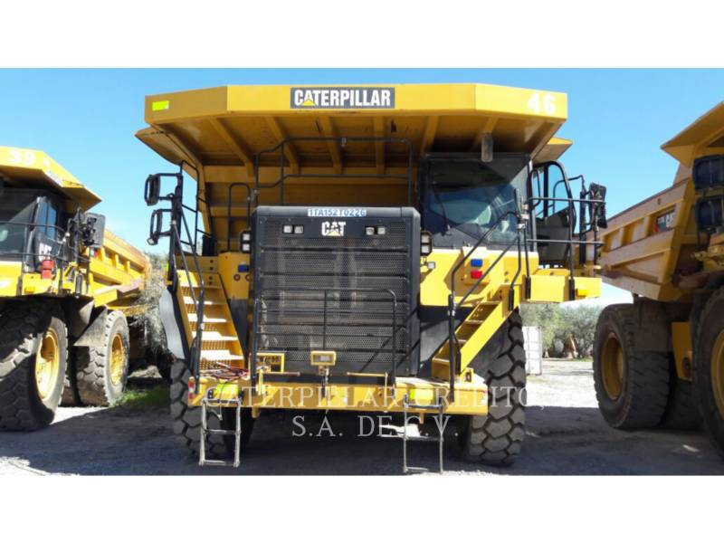 CATERPILLAR TOMBEREAUX DE CHANTIER 777GLRC equipment  photo 4