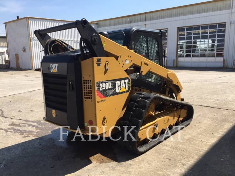 Caterpillar ÎNCĂRCĂTOARE PENTRU TEREN ACCIDENTAT 299D2 XHP equipment  photo 3