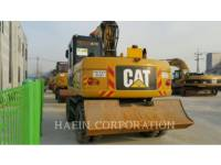 CATERPILLAR ESCAVADEIRAS DE RODAS M313D equipment  photo 14