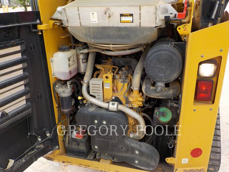 CATERPILLAR DELTALADER 257D equipment  photo 15