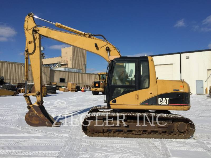CATERPILLAR EXCAVADORAS DE CADENAS 312CL equipment  photo 6
