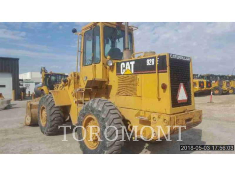 CATERPILLAR WHEEL LOADERS/INTEGRATED TOOLCARRIERS 926E equipment  photo 4