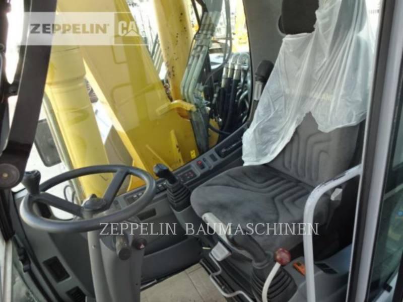 NEW HOLLAND ESCAVATORI GOMMATI MH5.6 equipment  photo 12