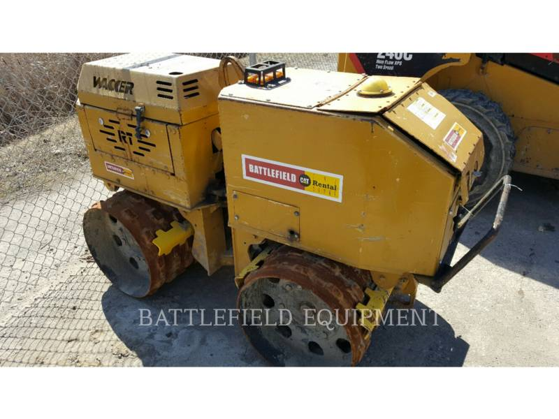 WACKER CORPORATION COMPACTORS RT820 equipment  photo 1