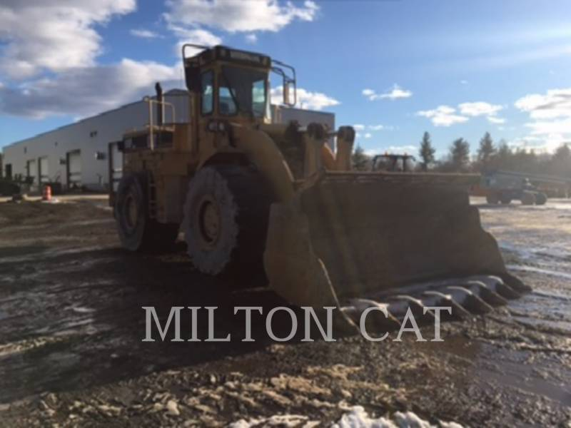 CATERPILLAR CARGADORES DE RUEDAS 988F II equipment  photo 2