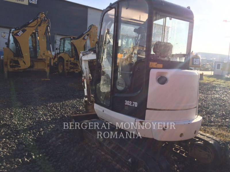 CATERPILLAR トラック油圧ショベル 302.7 D CR equipment  photo 4
