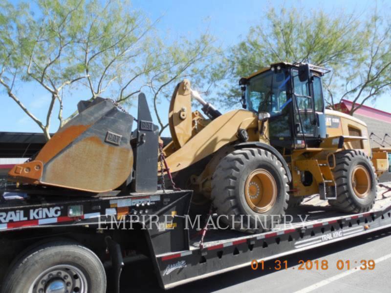 CATERPILLAR CARGADORES DE RUEDAS 930M equipment  photo 4
