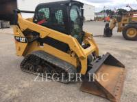 CATERPILLAR CARREGADEIRAS TODO TERRENO 257DS equipment  photo 2