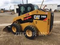 CATERPILLAR MINICARGADORAS 246DSR equipment  photo 3
