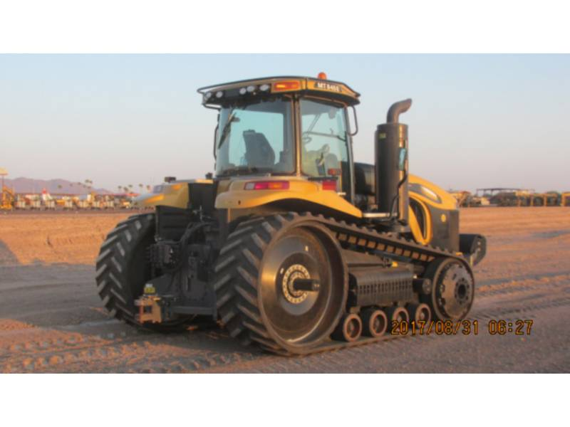 CATERPILLAR TRACTEURS AGRICOLES MT845E equipment  photo 3