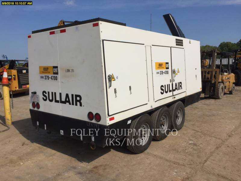 SULLAIR COMPRESSORE ARIA 1600HAFDTQ equipment  photo 4