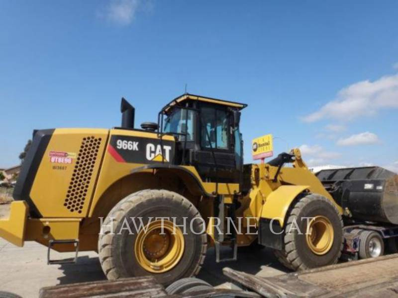 Caterpillar ÎNCĂRCĂTOARE PE ROŢI/PORTSCULE INTEGRATE 966K CBFQV equipment  photo 2