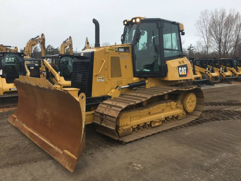 CATERPILLAR TRACK TYPE TRACTORS D6K2LGP equipment  photo 1