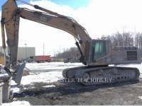 CATERPILLAR トラック油圧ショベル 345BIIL equipment  photo 1