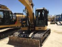 CATERPILLAR TRACK EXCAVATORS 314E CR equipment  photo 4