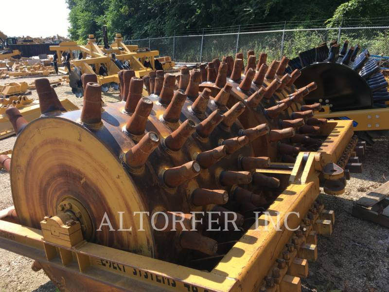 MOBILE TRACK SOLUTIONS COMPACTADORES REMOLCADOS 48X48 equipment  photo 2
