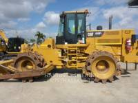 Equipment photo CATERPILLAR 815FII COMPACTEURS 1