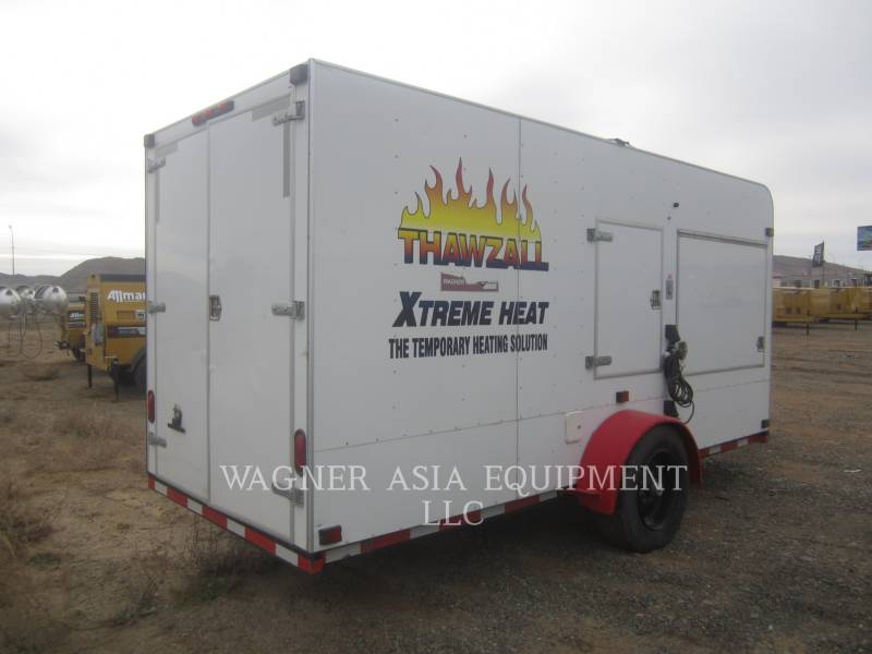 GROUND HEATERS INC HVAC: HEATING, VENTILATION, AND AIR CONDITIONING THAWZALL XH850 equipment  photo 8