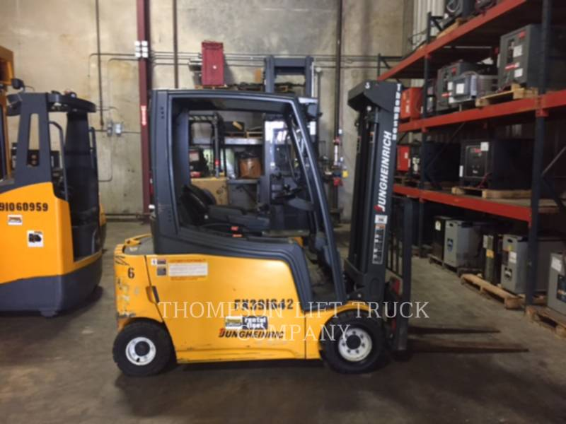 JUNGHEINRICH FORKLIFTS EFG320 equipment  photo 1
