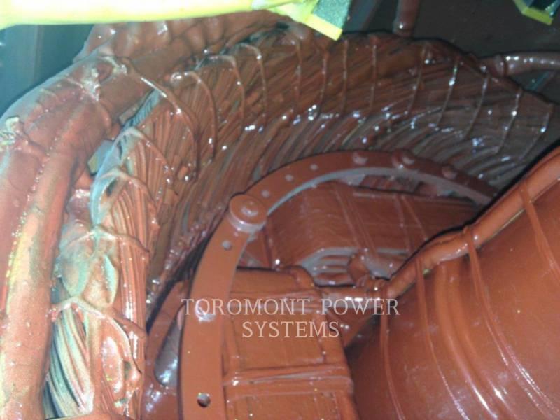 CATERPILLAR SYSTEMBAUTEILE 1500KW 480 VOLTS 60HZ SR5 equipment  photo 4